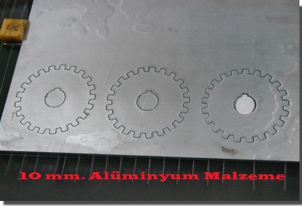 10mm aluminyum